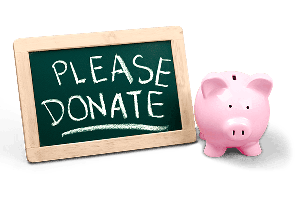 Online donations image