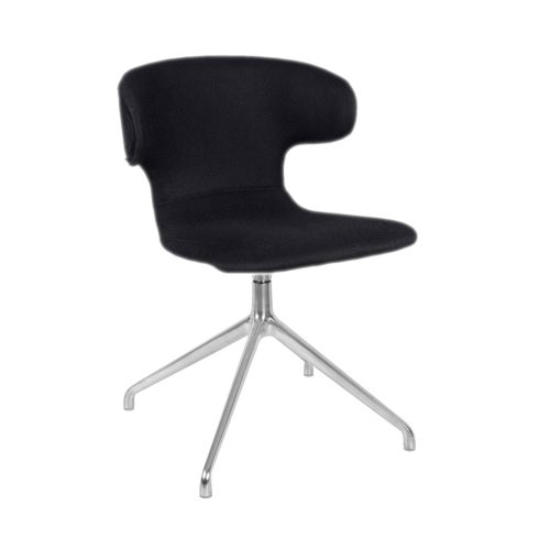 Ohio office chair alu glides